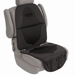 Amazon Kiddopotamus Elite Duomat 2 In 1 Car Seat Protector Mat Discontinued By Manufacturer Child Safety Accessories Baby