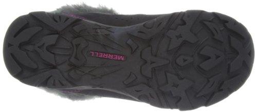Drift púrpura negro de Waterproof mujer Merrell senderismo Snowbound para botas Rqwq5HEz