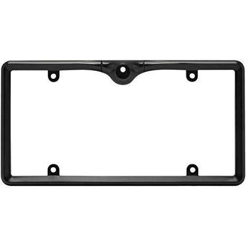 Wholesale Crimestopper LP BLK Black License Plate Frame for CAM-300/400 free shipping