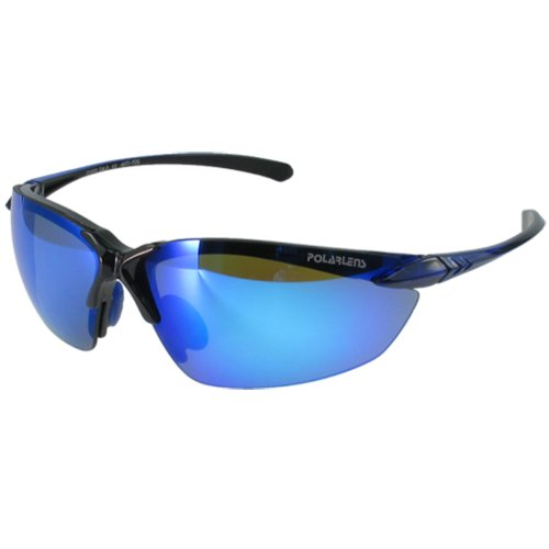 Polarlens S4 Sport Sunglasses Set with 2 Interchangeable Lenses + Carrying - Sunglasses S4