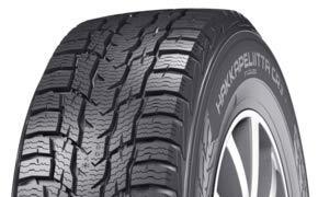 Nokian HAKKAPELIITTA CR3 Performance-Winter Radial Tire-225/55R17C 109R