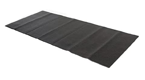 Stamina Fold-to-Fit Folding Equipment Mat (84-Inch by 36-Inch) - Home Elliptical Trainer