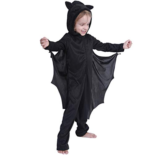 (EraSpooky Bat Halloween Costume Men Women)