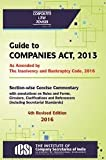 Guide to Companies Act 2013 (As Amended by The Insolvency and Bankruptcy Code, 2016)