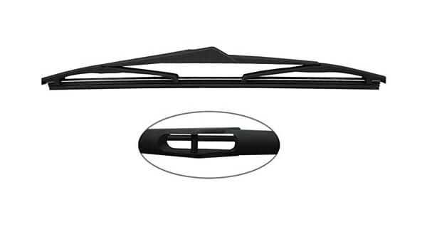 Escobilla limpiaparabrisas trasera para Ford S-Max MPV 2009, para 2015 33 cm/13 de largo tipo de cuchilla trasera Blade: Amazon.es: Coche y moto