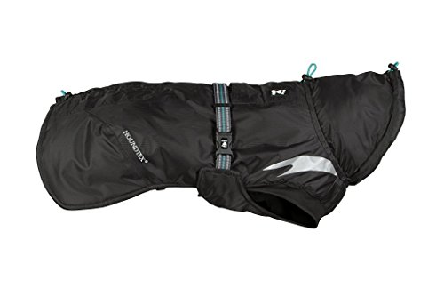 Hurtta Outdoors Summit Parka 18inch(45cm), Raven by Hurtta