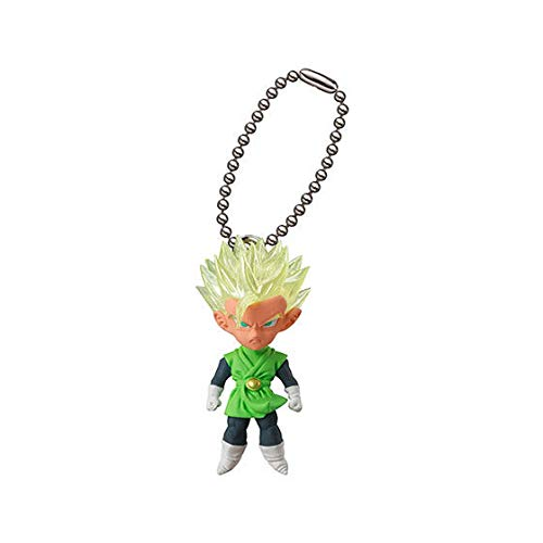 Bandai Gashapon Dragon Ball UDM Best 26 Figure Swing Keychain~SS Son Gohan