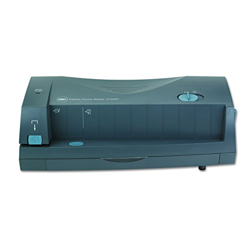 GBC 3230 Electric Paper Punch, 2 Or 3 Hole, 24 Sheet - 7704270 by GBC