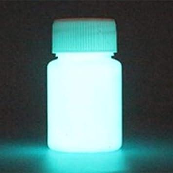 Polvo luminiscente lí quido fluorescente de larga duració n, resistente a la pintura luminosa, a prueba de agua CreameBrulee