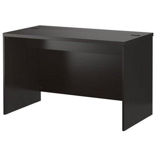 Ikea Besta Desk Black Brown Amazonin Home Kitchen