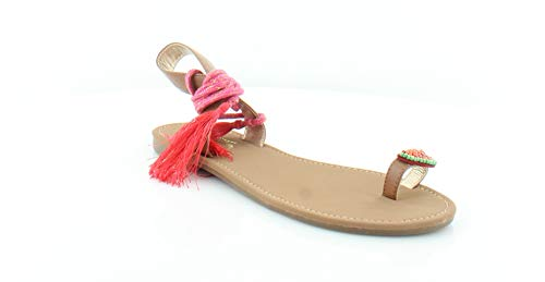 Circus by Sam Edelman Womens Binx-2 Fabric Open Toe Casual Ankle Strap Sandals