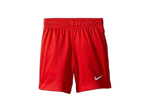 Nike Kids Boy's Essential Mesh Shorts (Little Kids) University Red 7