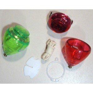 Mystic - Mystic 8000038 Peonzas colores variados(blister x 12 und): Amazon.es: Juguetes y juegos