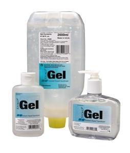 (00889-12 Stoko GEL Instant Hand Sanitizer 8oz Pump Bottle 12 Per)