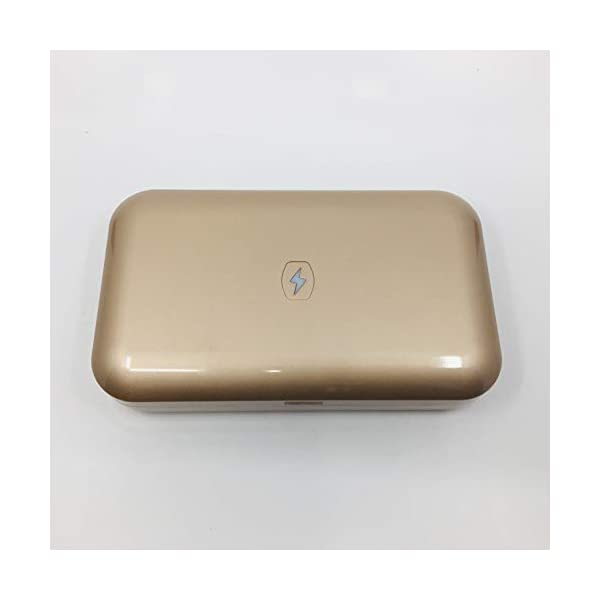 PhoneSoap 3 UV Smartphone Sanitizer & Universal Charger | Patented & Clinically Proven UV Light Disinfector |