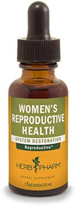 Herb Pharm Women's Reproductive Health Liquid Herbal Formula - 1 Ounce