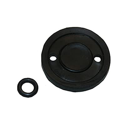 LASCO 04-7229 Toilet Ballcock Repair Kit with O-ring for Plunger and Seal for American Standard