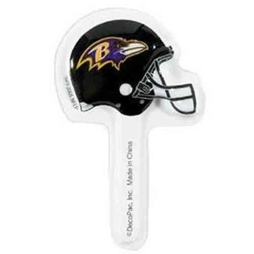 Baltimore Ravens Cupcake Picks (12 Pack)