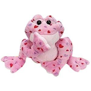 Webkinz Love Frog + 2 Free Webkinz Stickers Sheets with Secret Codes That Inc...