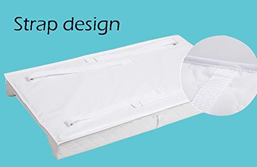 Amazon.com: Alfombrilla cambiadora para bebé, diseño de cuña ...