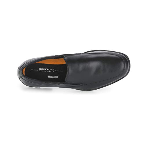 Chaussures Wp Slipon Pour Dtl Esntial Hommes Black Rockport qwAPHI