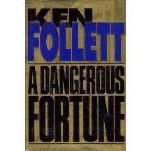 Dangerous Fortune (Bantam/Doubleday/Delacorte Press Large Print Collection)