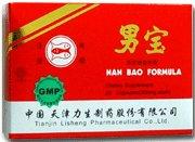 Nan Bao Formule 20 capsules X 10