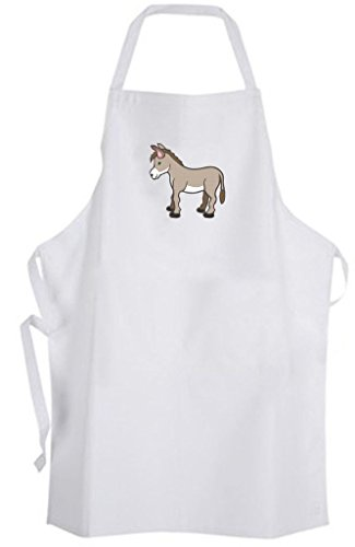 Classic Donkey – Adult Size Apron Wild Ass Horse
