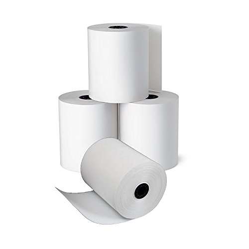 WinMac Printer's 3-1/8 x 230 Thermal Receipt Paper for POS Cash Register 50 Rolls BPA Free by WinMac Printers (Image #2)