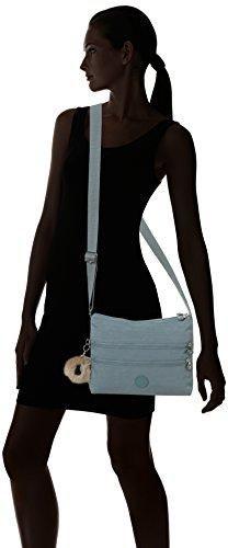 Blu a Tracolla Borsa Soft Donna Alvar Dazz Aloe Kipling qEXw1ftx67
