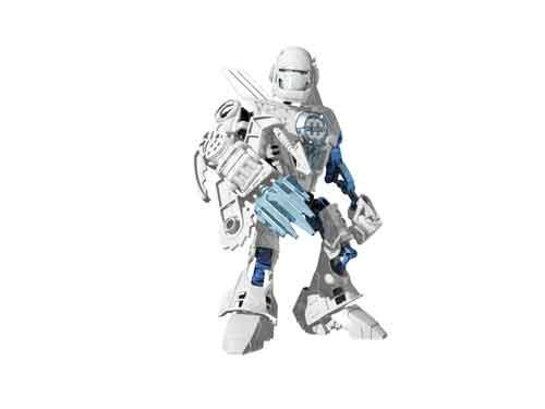 LEGO Hero Preston Stormer 7164