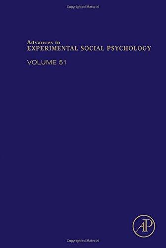 Advances in Experimental Social Psychology, Volume 51