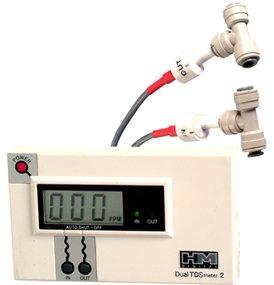 HM Digital DM2 Industrial Dual TDS Meter Reverse Osmosis Water Tester