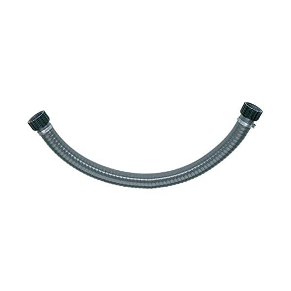 315wn7rhaXL Gardena Schlagbrunnen-Saugschlauch: Robuster Ansaugschlauch zum Anschluss einer Pumpe an einen Rammbrunnen oder eine…
