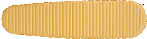 Therm-a-Rest NeoAir Xlite Ultralight Backpacking Air Mattress 1 Ultralight (12 ounces) inflatable air mattress for backpacking and mountaineering offers maximum warmth for the weight, ideal for 3-season alpine adventures Reflective ThermaCapture technology traps radiant heat while Triangular Core Matrix baffled construction provides stability and minimizes heat loss; R-Value 3.2 Tapered design reduces weight without compromising warmth; textured, no-slip fabric ensures that sleeping bags stay put during the night.Minimal Pack Size: Shrinks down smaller than any NeoAir ever.