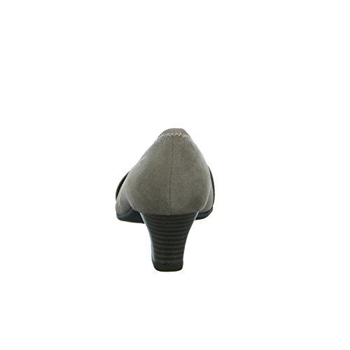 scarbella 8-822474-28 Damen Komfort Pumps Beige (Taupe)