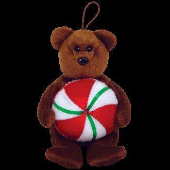Ty Beanie Babies Yummy Teddy Bear Jingle Beanie Baby