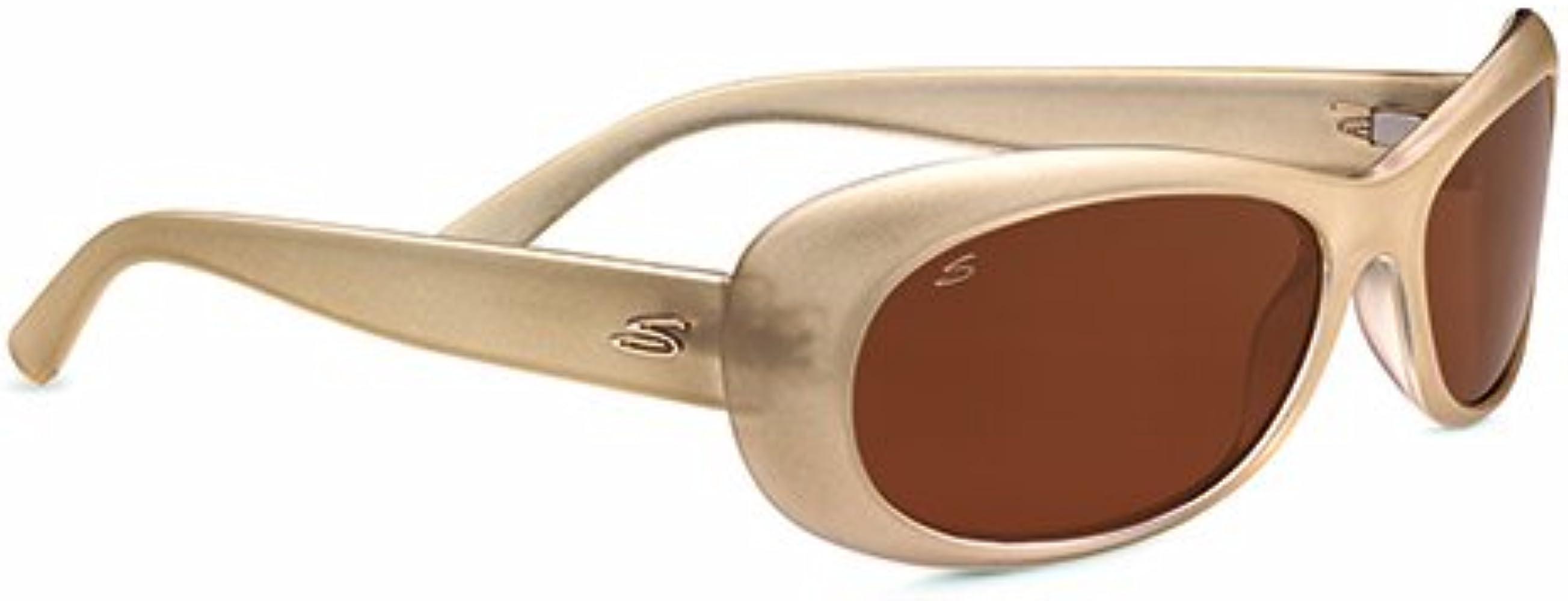 Serengeti Bella - Gafas de sol polarizadas, color beige: Amazon.es ...