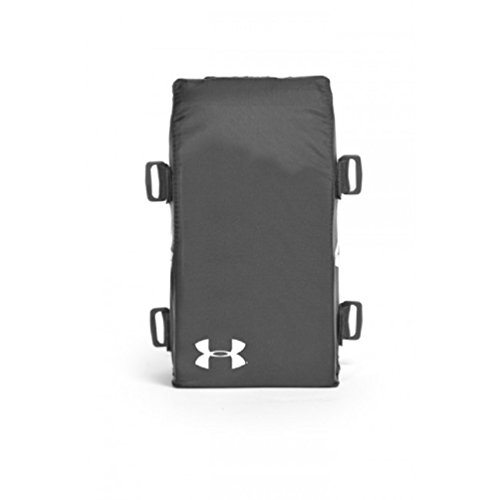 Under Armour Catchers Knee Supports Black by Under Armour