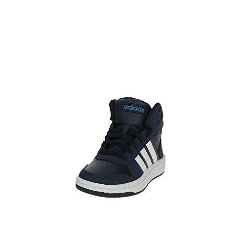 Unisex Azul K adidas Azretr Hoops 2 0 Zapatillas Ftwbla Mid Adulto Deporte Maruni 000 de 1qpSFxTw