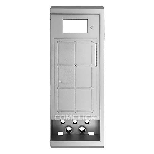 Gabinete Frontal/Painel Prata para Micro-ondas LG MH7054L, MS3049L, MS3059L