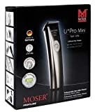 Moser 1584 Li+pro Mini Professional Hair Clipper Corded/cordless Haircut Machine Beard Trimmer Dual Voltage 100-240v, 50-60hz NEW