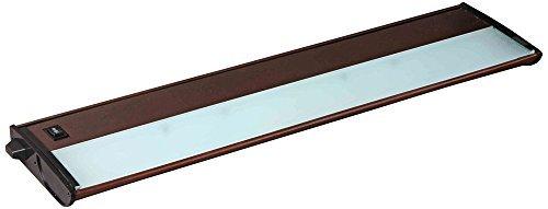 Maxim Lighting 87852MB Three Light Under Cabinet Strip, Metallic Bronze by Maxim Lighting ()