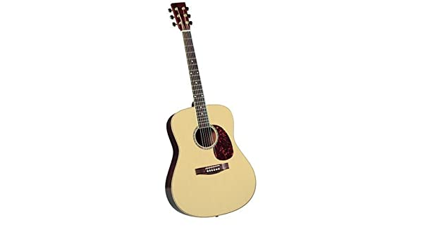 Saga spg-1 Studio Pro guitarra acústica traje (importación de ...