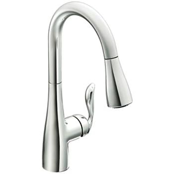 Kohler K 72218 Cp Sensate Touchless Kitchen Faucet