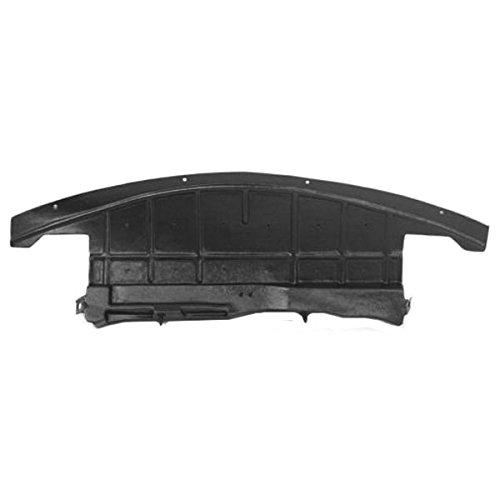 Koolzap For 07-09 Aura Center Engine Splash Shield Under Cover Undercar GM1228119 25784696