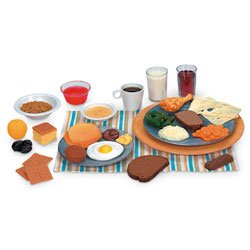 Nasco Life/form Older Americans Food Replica Kit - Nutrition Teaching Aids - WA31261 by Life/form