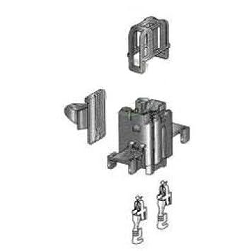 MTA Sicherungshalter Set Maxi Flachsicherungen Sicherung Kfz Pkw anreibar Lkw