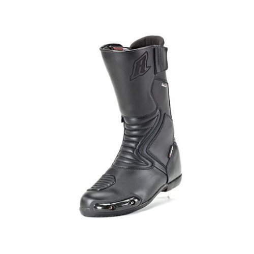 Joe Rocket Sonic R Men's Leather All Season Touring Boots (Black, Size 7)