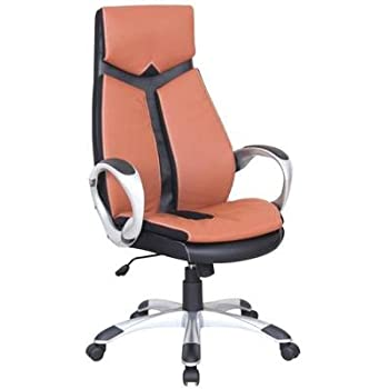 High Quality Z Line Designs Executive Chair, Brown